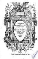 Annales De Bovrgongne