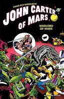 Edgar Rice Burroughs  John Carter of Mars  Warlord of Mars