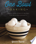 Book One Bowl Baking