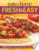 Taste Of Home Fresh Easy