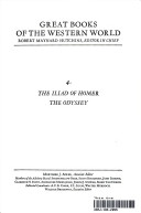 THE ILIAD OF HOMER AND THE ODYSSEY