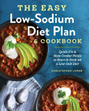 Low Sodium Cookbook   Diet and Meal Plan
