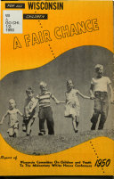 A Fair Chance for All Wisconsin Children
