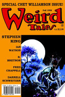 Weird Tales 298  Fall 1990