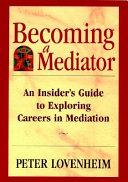 Becoming a Mediator