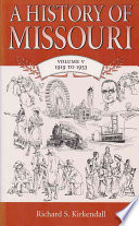 A History of Missouri