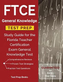 Ftce General Knowledge Test Prep