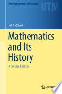 Mathematics and Its History Book PDF