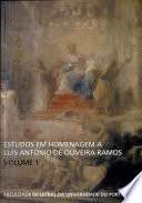 Estudios em homenagem a Luís António de Oliveira Ramos
