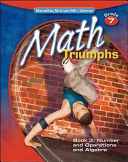 Math Triumphs  Grade 7  Student Study Guide  Book 3  Number and Operations and Algebra