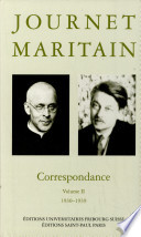 Journet-Maritain