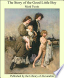 Book The Story of the Good Little Boy