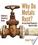 Why Do Metals Rust  An Easy Read Chemistry Book for Kids   Children s Chemistry Books
