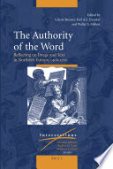 The Authority of the Word