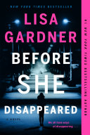 Before She Disappeared Book
