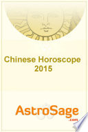 Chinese Horoscope 2015   Year Of The Sheep By AstroSage com