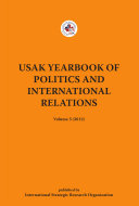 USAK Yearbook of Politics and International Relations: Volume 5
