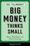 download ebook big money thinks small pdf epub