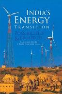 Ebook India's Energy Transition Epub R. K. Mishra,V. Balaji Nagendra Kumar Apps Read Mobile