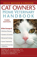 Cat Owner S Home Veterinary Handbook