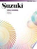 Suzuki Viola School   Volume 2