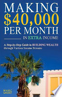 Making  40 000 Per Month in Extra Income