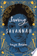Saving Savannah Book PDF