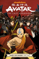 Avatar: The Last Airbender - Smoke and Shadow Part 2 Book