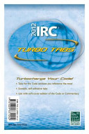 2012 International Residential Code Turbo Tabs for Softcover Edition