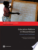 Education Reform in Mozambique