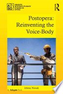 Postopera: Reinventing the Voice-Body PDF