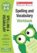 Spelling and Vocabulary Workbook  Year 4