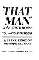 That man in the White House