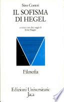 Il sofisma di Hegel