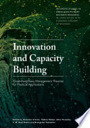 Innovation And Capacity Building