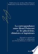 illustration La Correspondance D'Henri Poincare