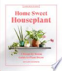 Home Sweet Houseplant Book PDF
