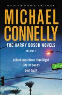 The Harry Bosch Novels  Volume 3