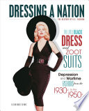 The Little Black Dress And Zoot Suits : the mid twentieth century, from every...