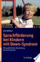 Sprachf  rderung bei Kindern mit Down Syndrom