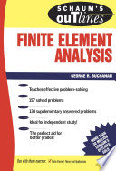 Schaum s Outline of Finite Element Analysis