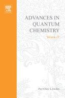 download ebook advances in quantum chemistry pdf epub