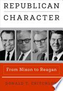 Republican Character