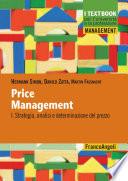 Price management  I  Strategia  analisi e determinazione del prezzo