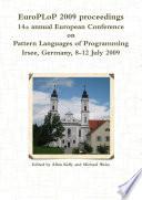 EuroPLoP 2009 Proceedings