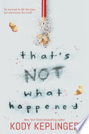 That s Not What Happened Book PDF