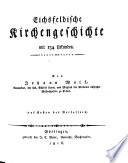 Eichsfeldische Kirchengeschichte
