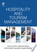 Hospitality Tourism Management