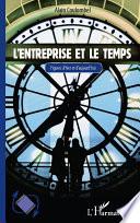illustration du livre L'entreprise et le temps