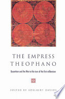 The Empress Theophano Book PDF